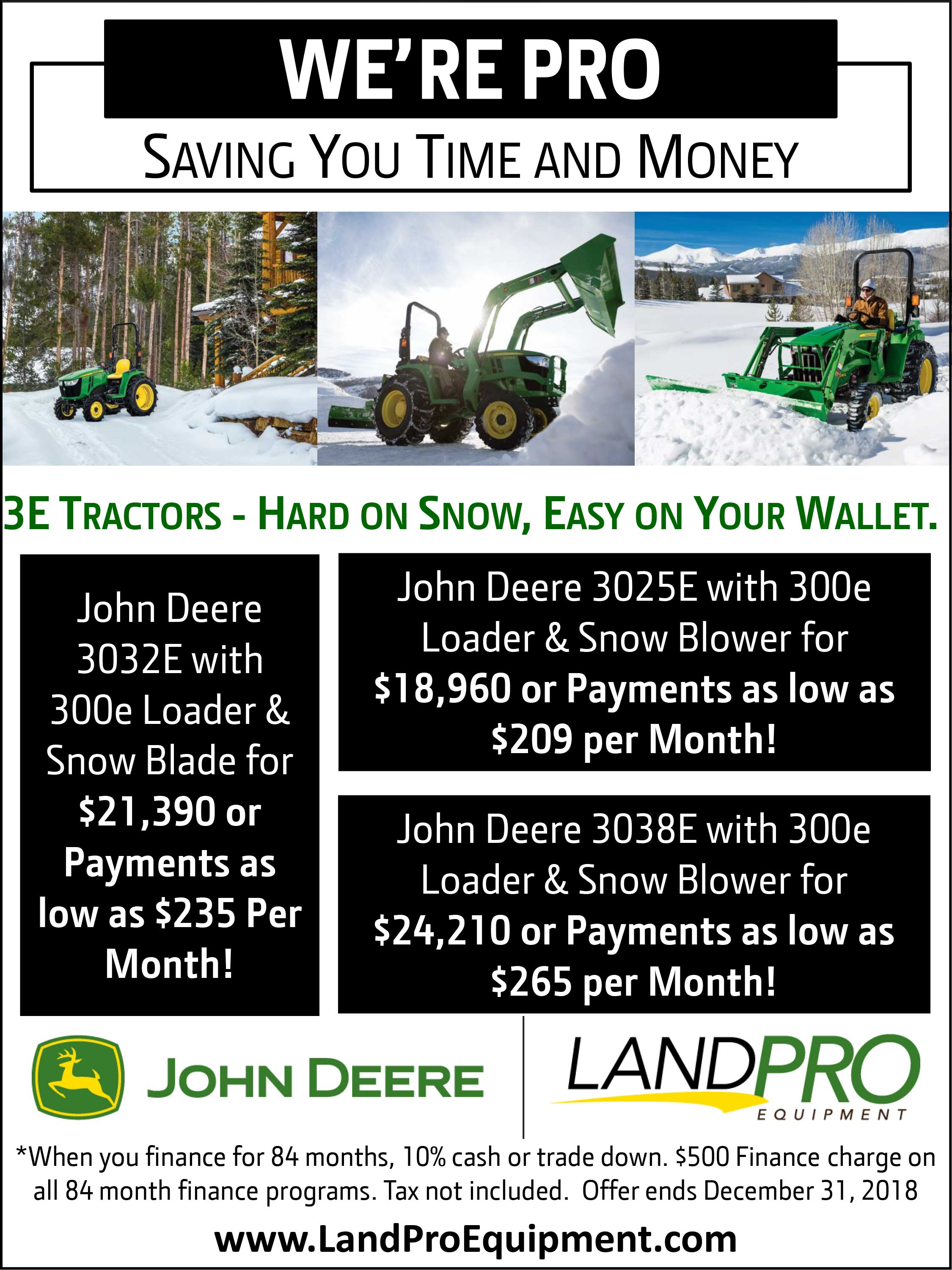 Pact Tractors Landpro Equipment Ny Oh Pa. 3e Tractors. John Deere. 3032e John Deere Pto Diagram At Scoala.co