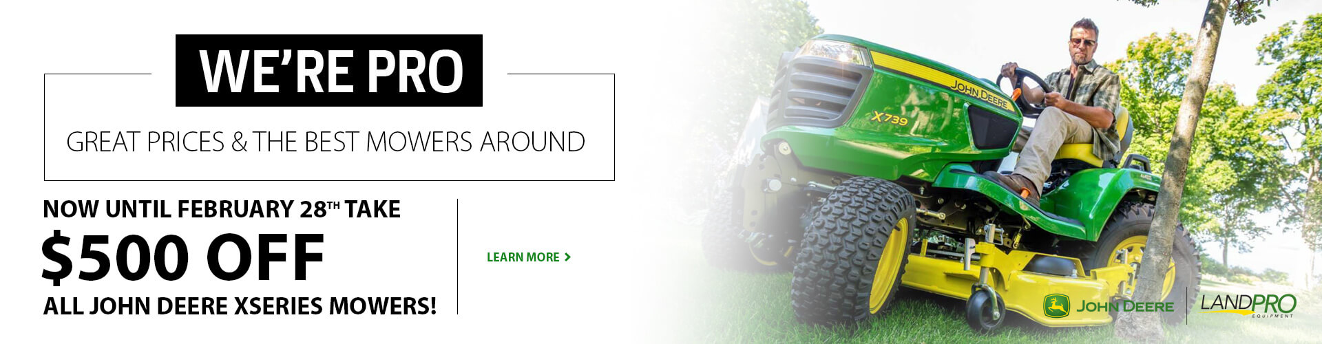 NOW UNTIL FEBRUARY 28TH TAKE