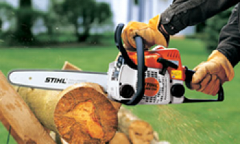 Stihl ChainSaws, home owner, commercial, professional saws