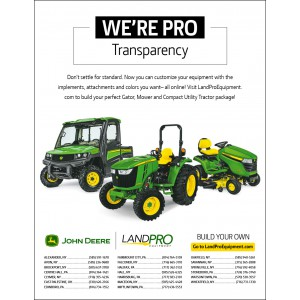 GatorMowerCUT flyer
