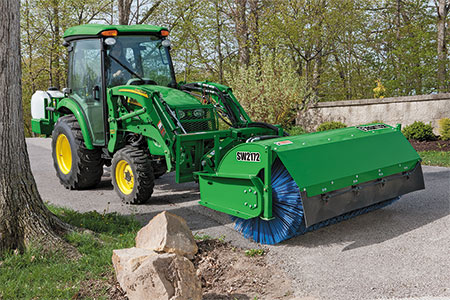 How to get driveway gravel out of the grass  » LandPro