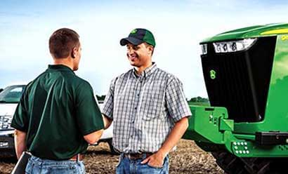 LandPro Equipment is committed to providing quality equipment to our customers.